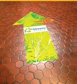 Podlahová grafika